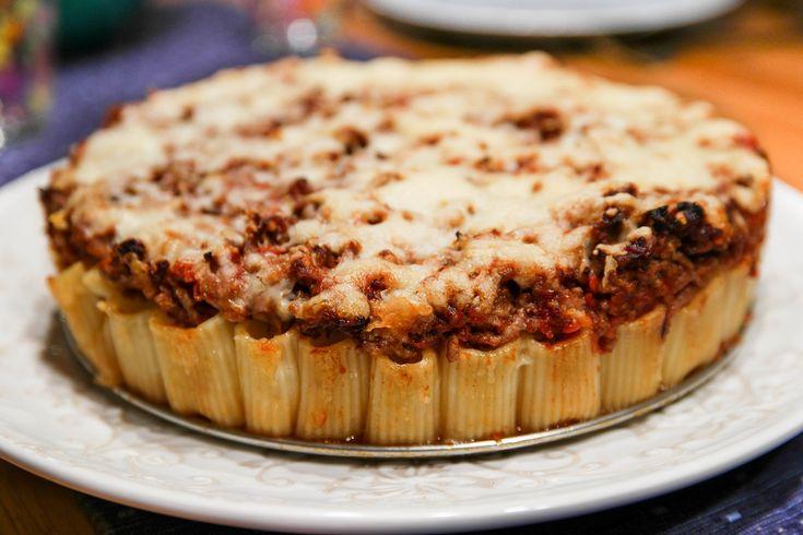 Pastapaj – Ett nytt sätt att äta pasta och köttfärssås | Bambi
