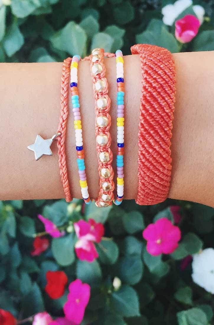Coral | Pura Vida Bracelets