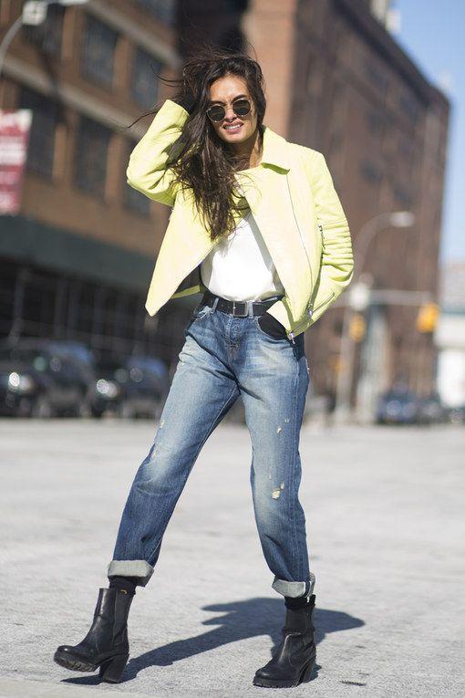 Street Style: vestir con viento