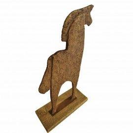 ROSSETTO scultura cm. 35