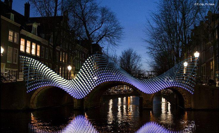 light bridge by Tjep IIHIH
