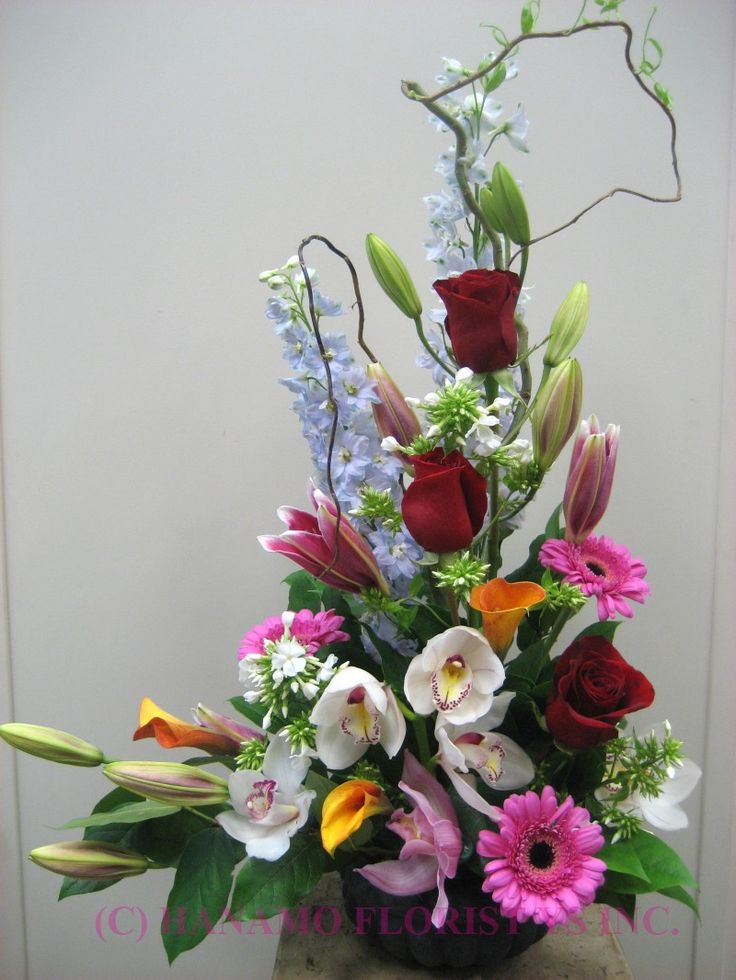 Best images about japanese floral arrangements on