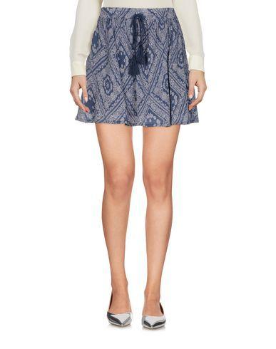 PEPE JEANS Women's Mini skirt Pastel blue S INT