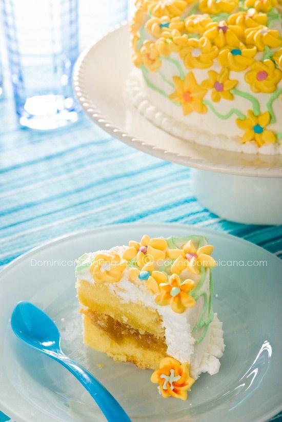 Spanish Sponge Cake Bizcocho