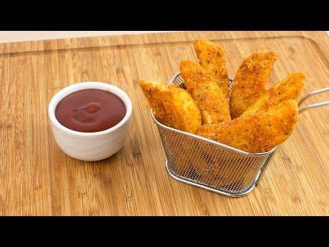 Patatas con Parmesano al Horno - YouTube