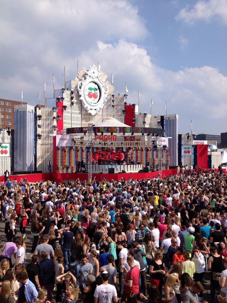Pacha Festival Amsterdam 19 May 2012