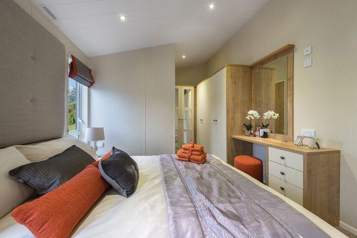 Portland 40x20 2 bedroom model - bedroom 1