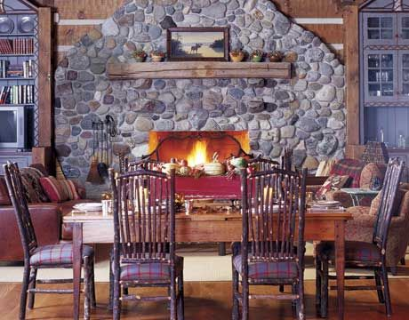 40 cozy country ideas for your fireplace chairs 13255 | d0687935b13255f59bb4a3a0918a2ce5