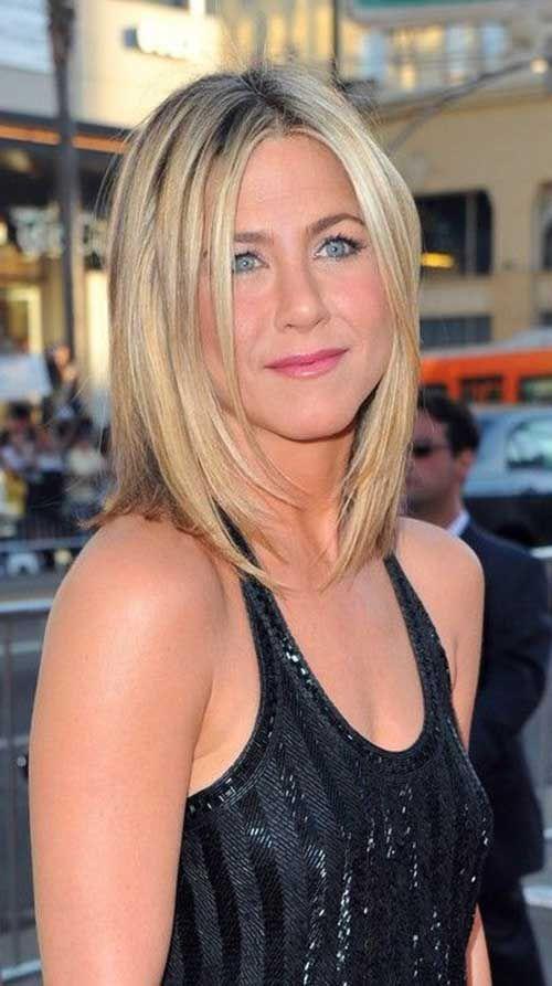 10. Jennifer Aniston Long Bob