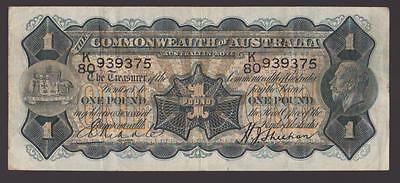 1932-Australian-1-00-Banknote-Riddle-Sheehan-gF-K80-939375