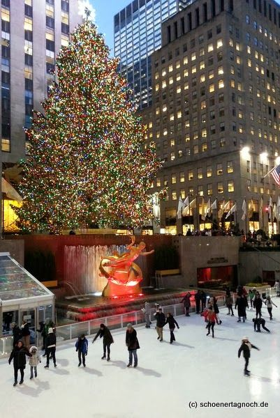 Schöner Tag noch!: Christmas-Shopping in New York