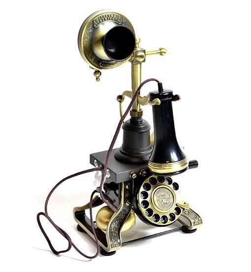 Telefono Antiguo Basilia   ... Eur:163 /