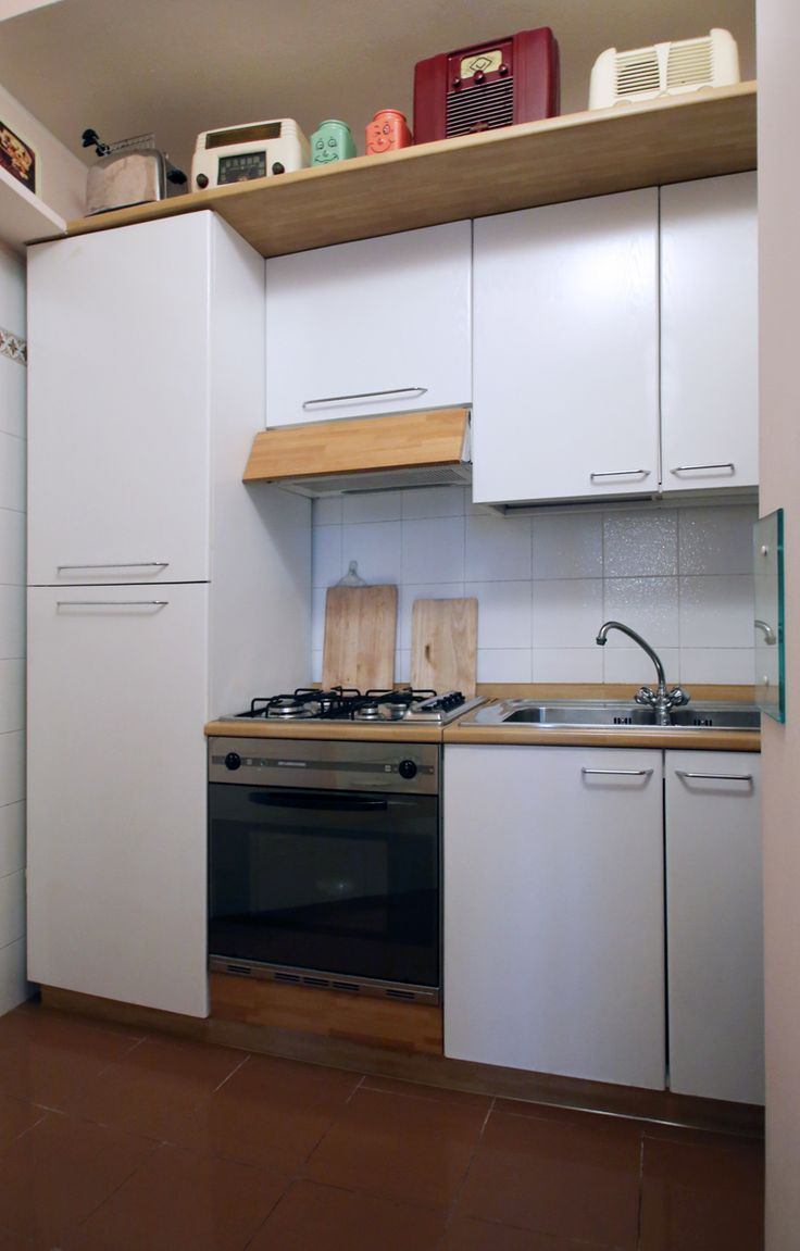 #Brera#Pontaccio kitchenette with all appliances