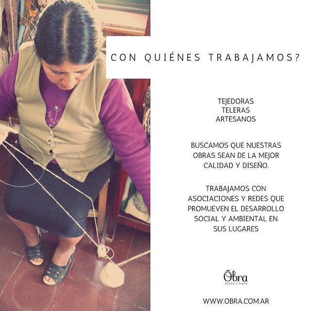 Contándote mas sobre Obra. . . . . www.obra.com.ar . . . . Veni a conocernos a @casaoz.bsas de martes a sábado de 15 a 20.