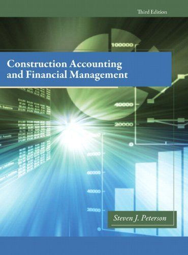 Construction Accounting & Financial Management (3rd Edition) by Steven Peterson MBA PE, http://www.amazon.com/dp/0132675056/ref=cm_sw_r_pi_dp_Bxy9sb02D1E58