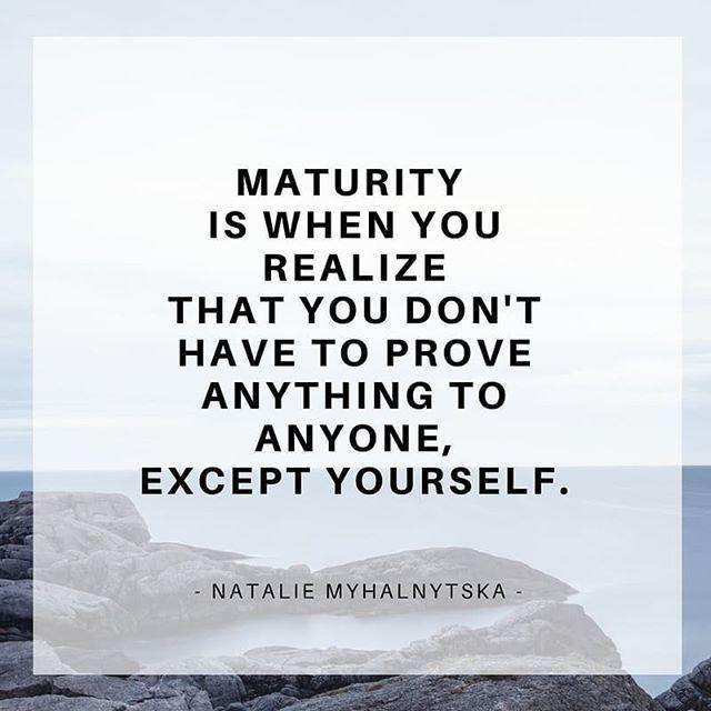 Maturity Maturityquotes Personaldevelopment Psychology Psychologie Life Growth Lifehacks Lifelessons Relationship Maturity Quotes Quotes Life Lessons