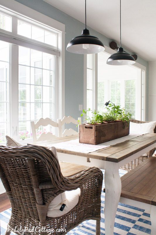 Cottage Dining Room | The Lilypad Cottage