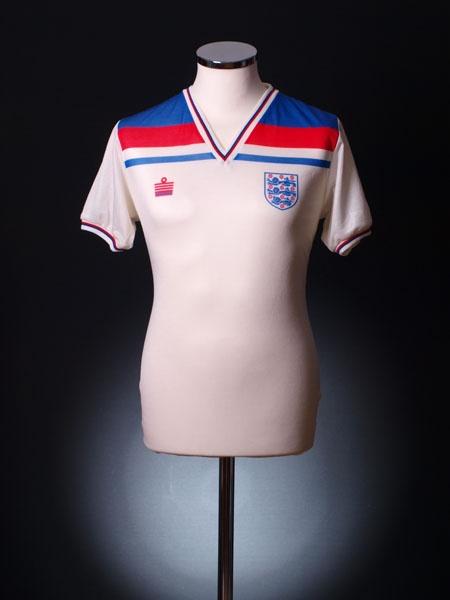 1980-83 England Home Shirt S