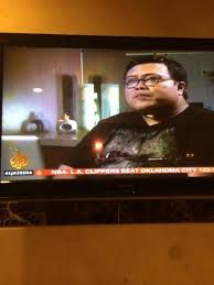 Sammy interviewed by Aljazeera TV