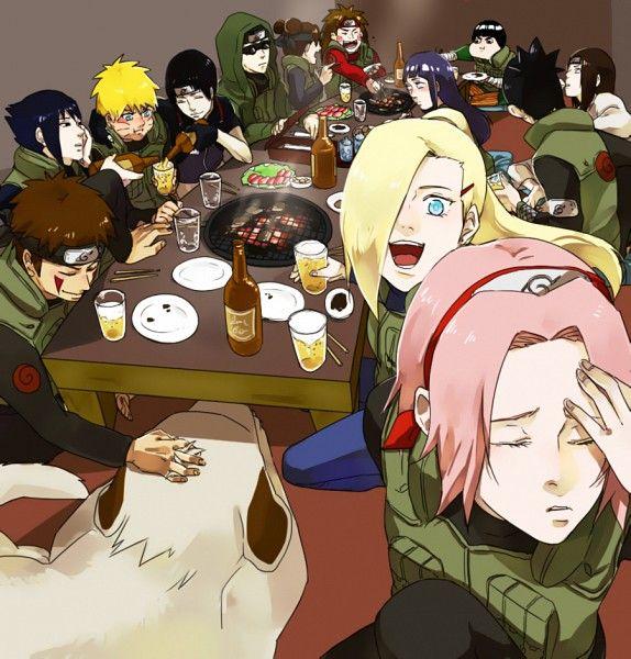 I like Sasuke and Sai faces- Naruto Shippuden