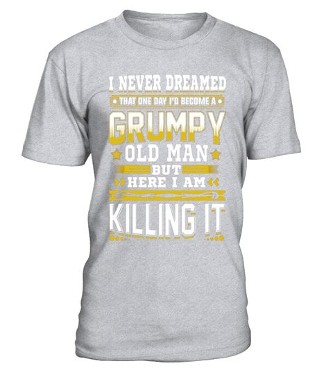 """# Men's Grumpy Old Man T Shirt - Grumpy Old Men Shirt .  Special Offer, not available in shops      Comes in a variety of styles and colours      Buy yours now before it is too late!      Secured payment via Visa / Mastercard / Amex / PayPal      How to place an order            Choose the model from the drop-down menu      Click on """"Buy it now""""      Choose the size and the quantity      Add your delivery address and bank details      And that's it!      Tags: Unique, great looking and 100%…"""
