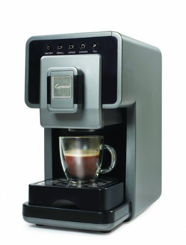 SALE Capresso Coffee a la Carte Cup-to-Carafe Coffee and Tea Maker Drip Coffee Maker ...