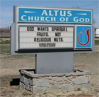 106 best Church Billboards images on Pinterest | Funny church ...