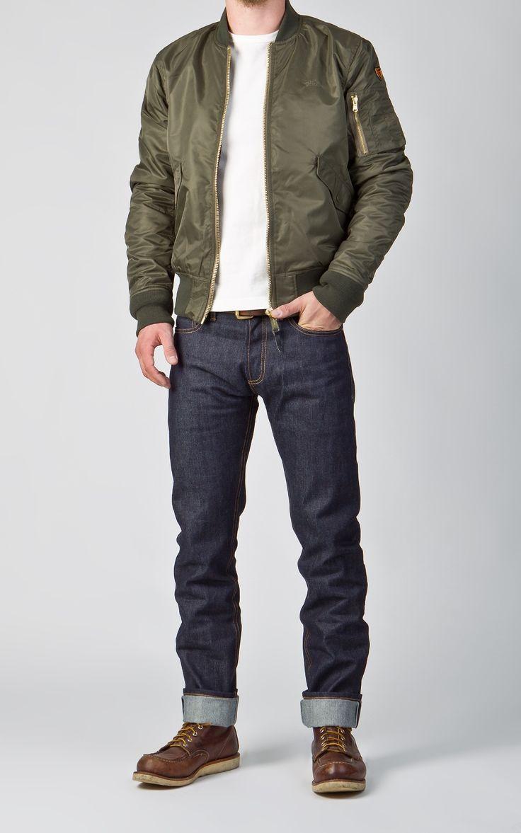 Best 25+ Green bomber jacket mens ideas on Pinterest | Bomber ...