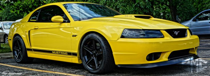 Yellow 2003 Ford Mustang Gt This Car Is Exactly What I