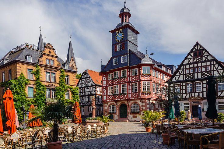 Heppenheim, Hessen, Germany.