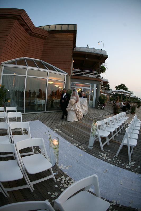 Beautiful Wedding At The Crescent Beach Club Liweddingplanners Crescentbeachclub Dress