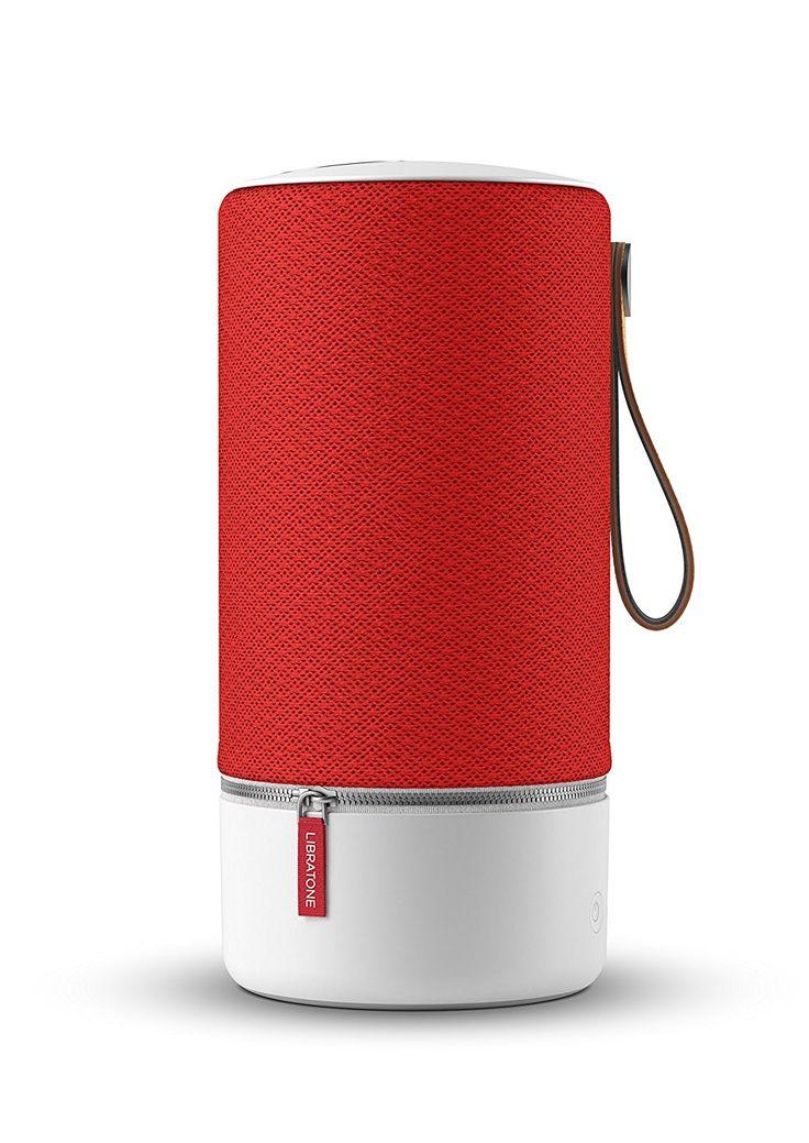 Libratone Zipp Haut Parleur Sans Fil Bluetooth - Rouge: Amazon.fr: Audio & HiFi