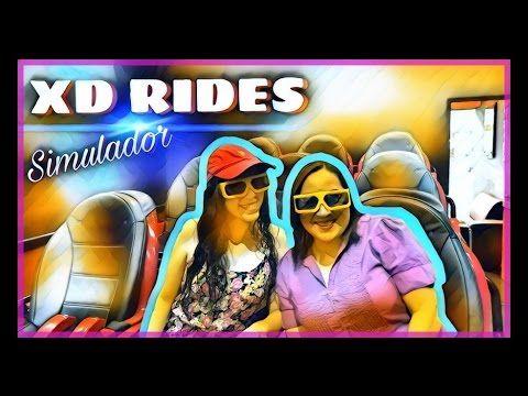 Simulador Xd Rides | Tampico
