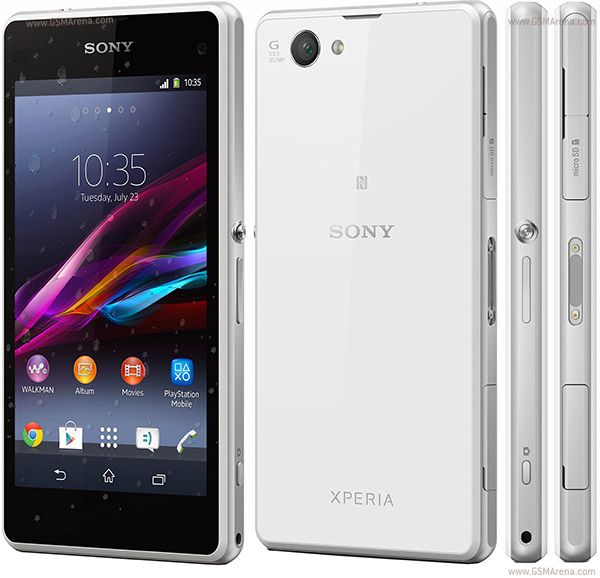 Sony Xperia Z1 Compact: Release Date for United States