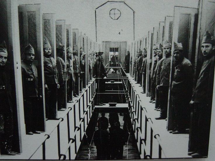Ushuaia - Penados en sus celdas