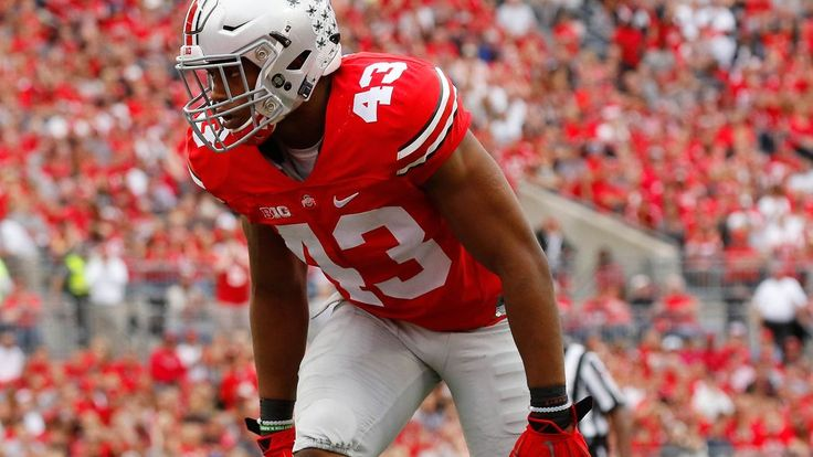 Could the Bengals take Darron Lee with the 24th pick in the Draft? The Bengals brought in Karlos Dansby in free agency, but he's a stopgap. Lee is a quick linebacker who could have a long career in Cincinnati.