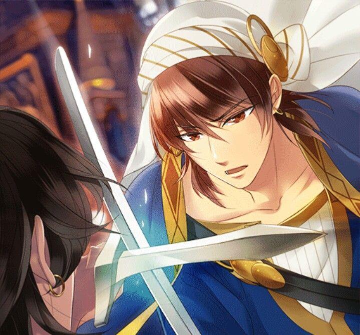 Arabian nights Sinbad | Anime sim games photos | Pinterest ...