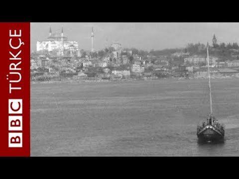 BBC Arşivlerinde Türkiye: 1958 yılında İstanbul - YouTube