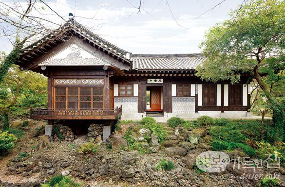 Modern Hanok   Korea