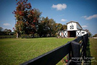 Sycamore Farm Bloomington - our venue!