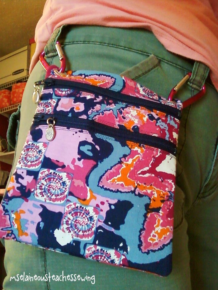 Ms. Elaineous Teaches Sewing: Bags and Purses