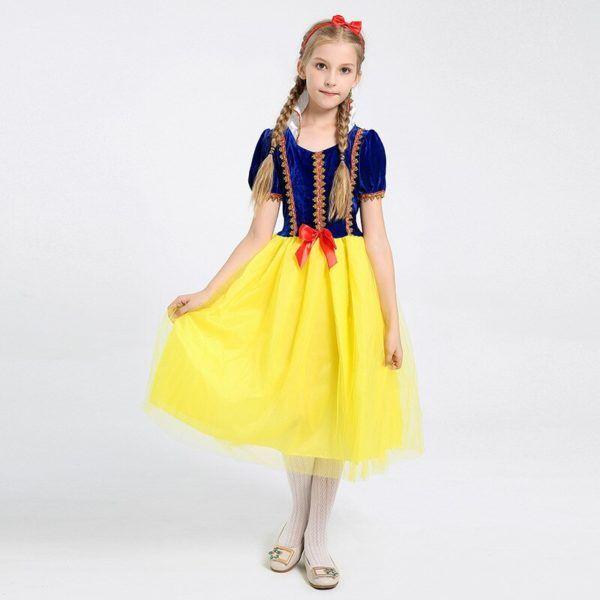 Imperial Empress Child Princess Costume
