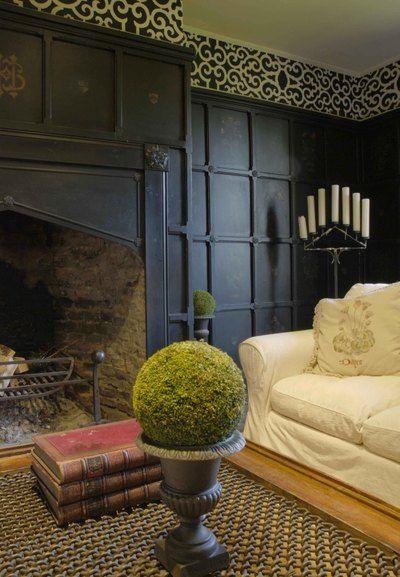 English Tudor Interior Design Ideas: 68 Best English Tudor Images On Pinterest