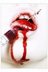 Blood fetish xxx