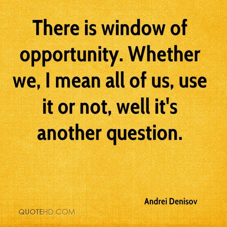 16++ What is another way to say opportunity ideas in 2021