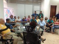 Noticias de Cúcuta: SECRETARÍA DE SALUD ES RECIBIDA POR JUDITH ORTEGA ...