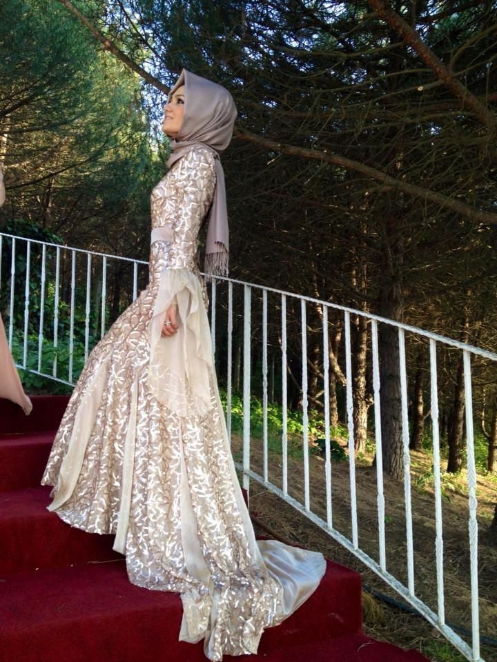 #hijabi #dress for special occasions