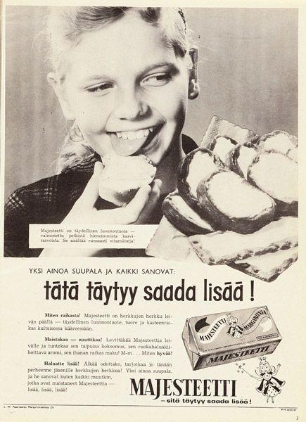 4. 1950-1970   Mainosmuseo. Suomalaisen mainonnan historia