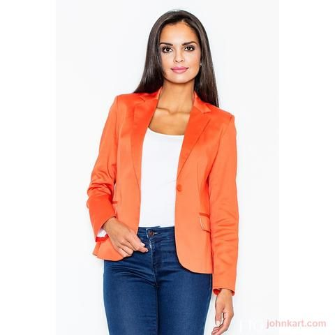 Classic buttoned jacket $55.00 USD