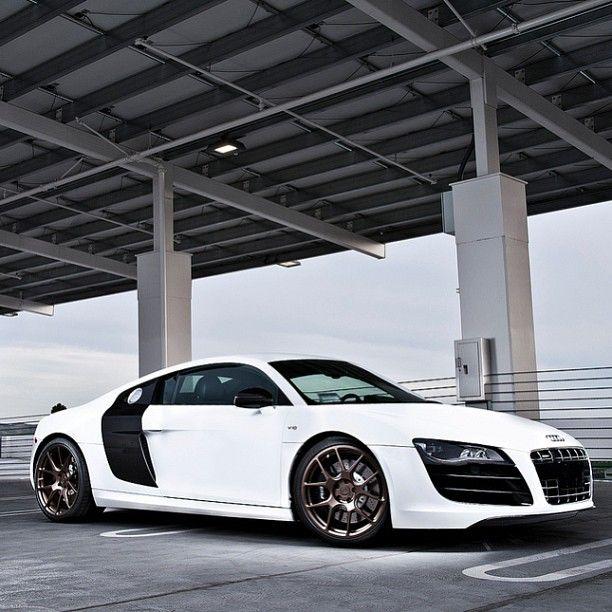 Best 25+ Audi R8 White Ideas On Pinterest